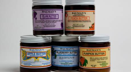 Bauman's Apple Butter