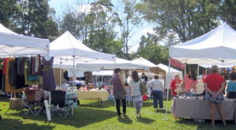 THE CRAFT MARKETPLACE AT PENNYPACKER MILLS