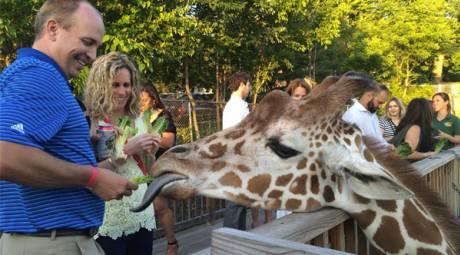 Tapped Philadelphia at Elmwood Park Zoo