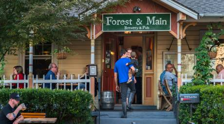 Attractions - Breweries - Forest & Main