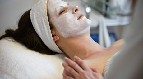 Indoor Winter Activities - Facial