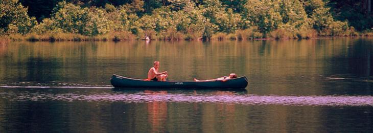 Canoeing Summer