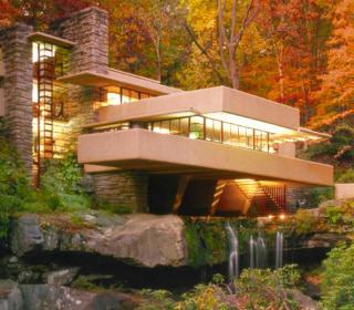 Fallingwater & Frank Lloyd Wright Architectur