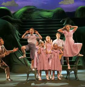 The von Trapp children