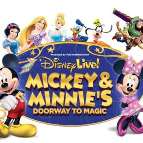 Disney Live! - Fort Wayne, IN Mickey and Minnie Doorway to Magic