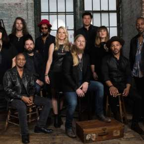 Tedeschi Trucks Band Concert - Fort Wayne, IN