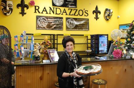 Mardi Gras - Randazzo's Camellia City Bakery