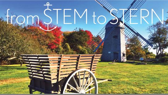 Stem to Stern Fall Cover