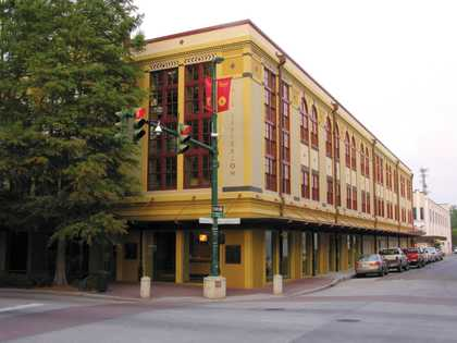 Lafayette Science Museum - Exterior