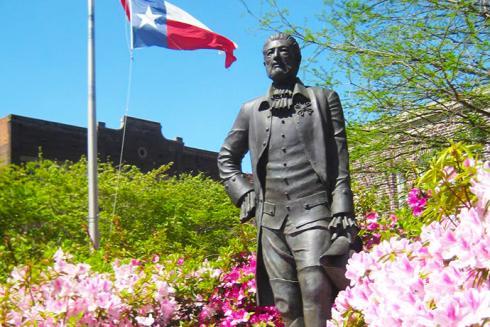 Statue - Historic Town Center