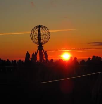 Hurtigruten Midnight Sun Nordkapp