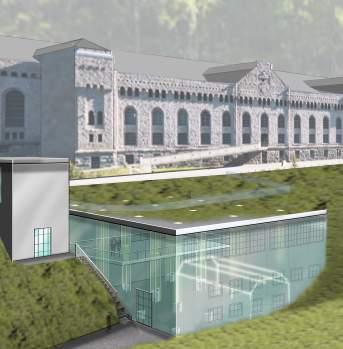 Rjukan new museum