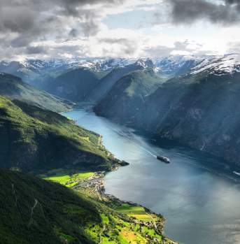 Aurlandsfjorden