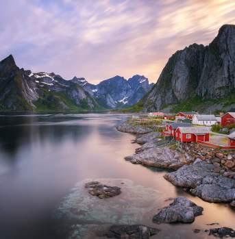 Hamnøy, Nordland