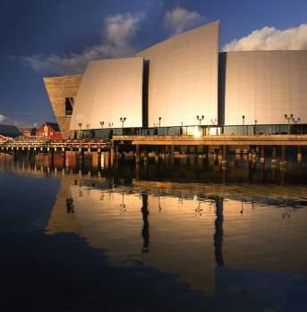 The Coastal Museum Norveg