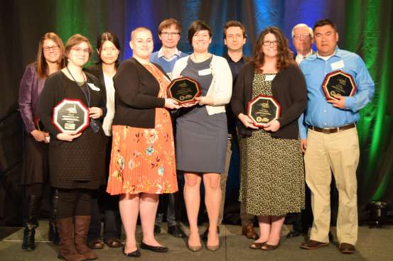 2017 GLCVB Annual Meeting Award Winners