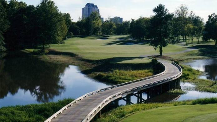 Masters Golf Bridge