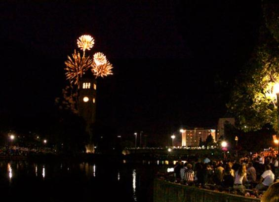 4th of July Fireworks Guide