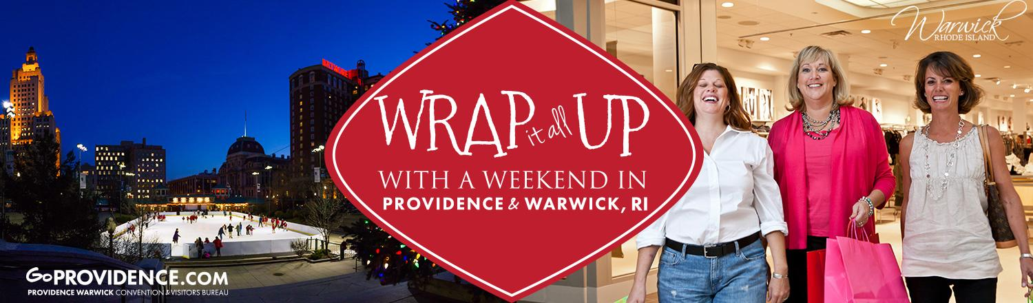 Holidays in Providence & Warwick