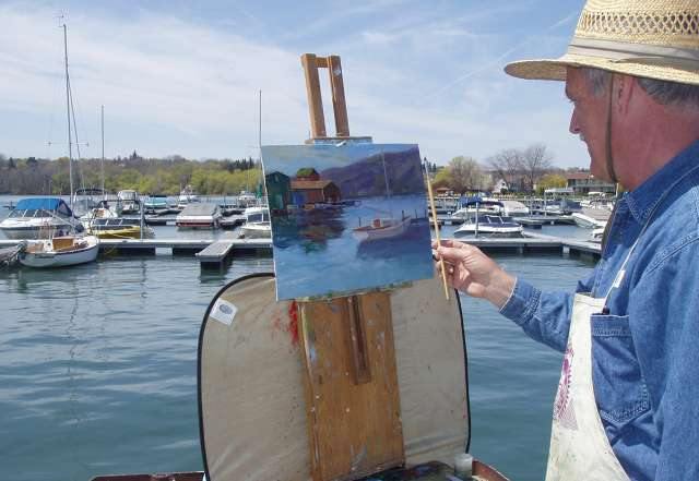 artists-plein-air-canandaigua-city-pier
