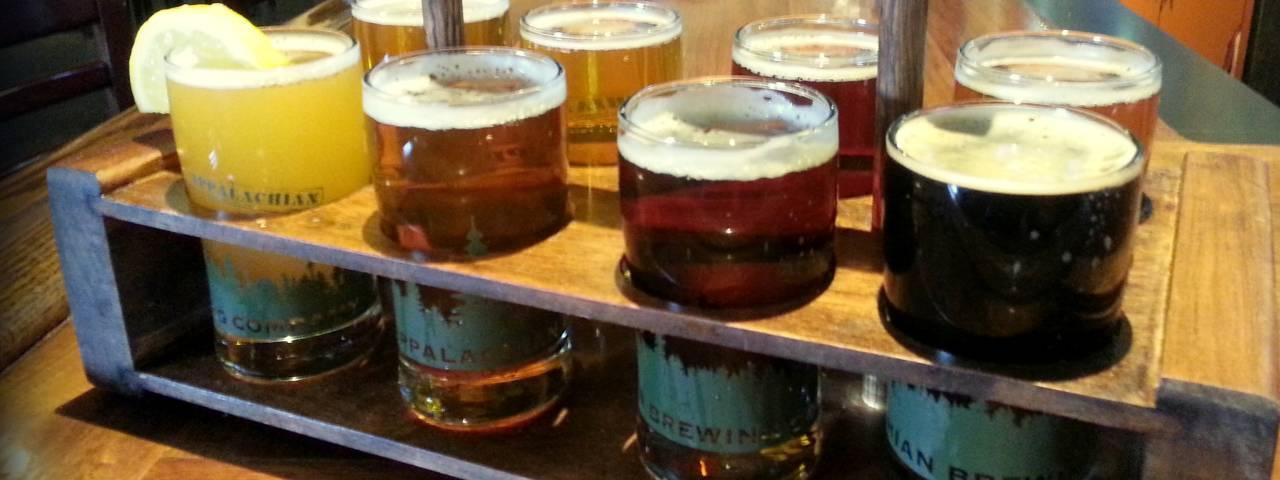Attractions - Breweries Header