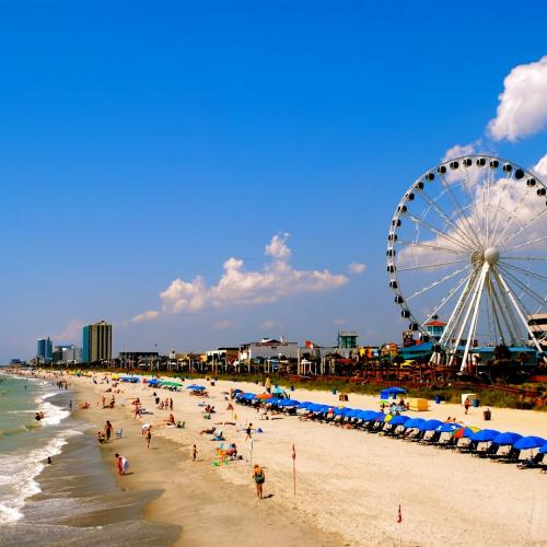 Myrtle Beach SC Myrtle Beach Hotels Resorts Attractions – Myrtle Beach Tourist Attractions Map