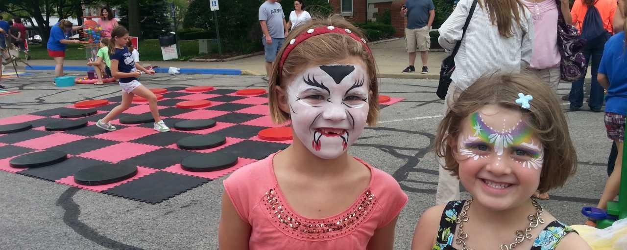 Artie Fest Kids Activities