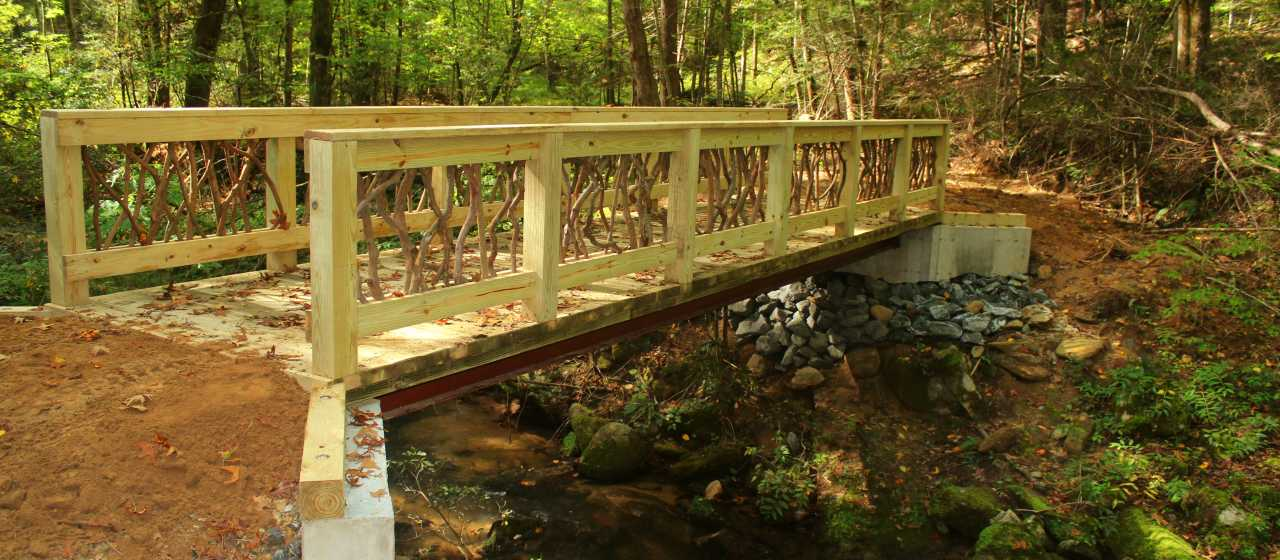 Local Parks with Trails}