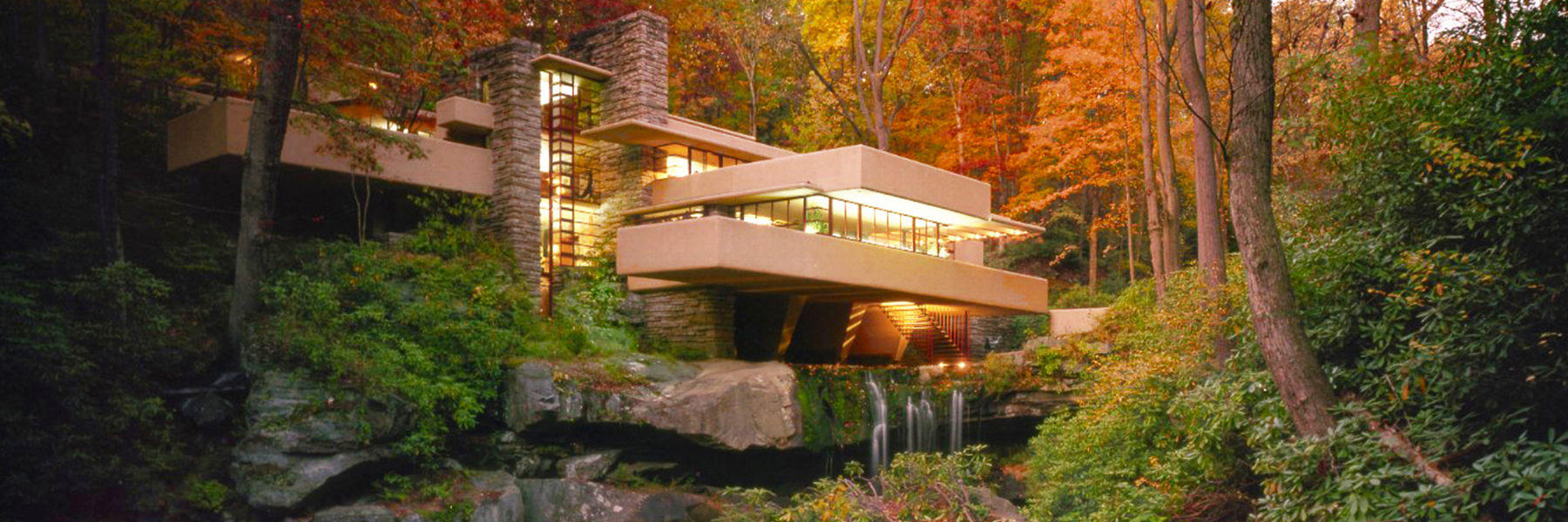 Laurel Highlands Pa Frank Lloyd Wright Fallingwater Tours