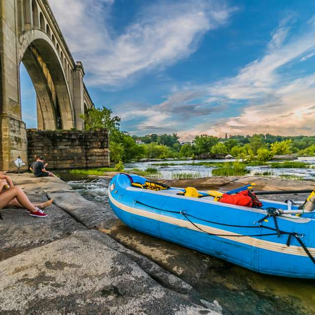 James River Raft