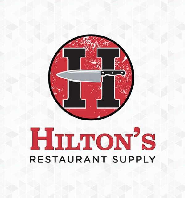 Hilton Restaurant Supply Logo