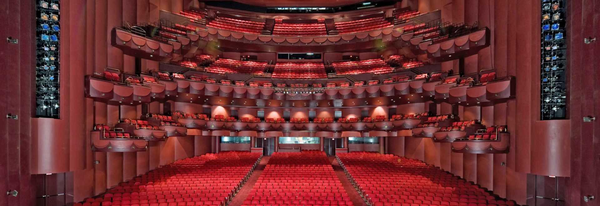 Wortham - Brown Theater Interior