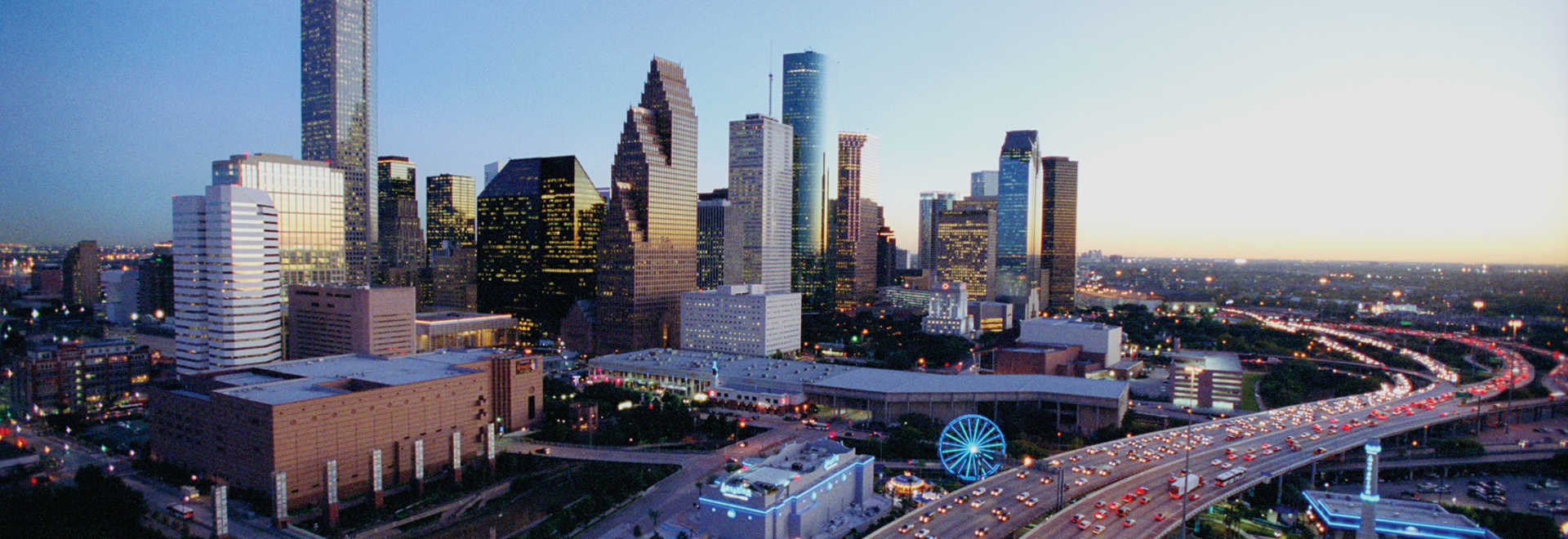 Houston Travel Planning – Houston Tourist Attractions Map