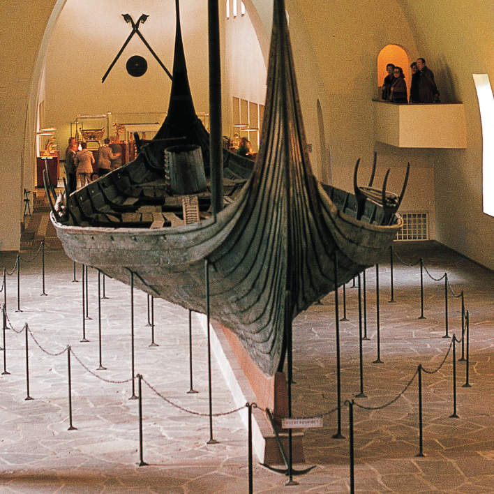 The Viking Ship Museum, Gokstadskipet