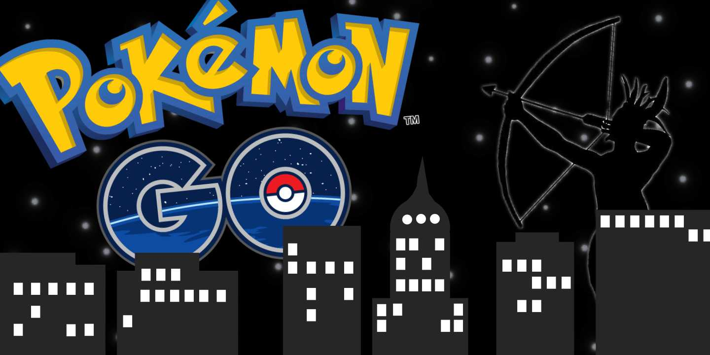 Pokemon Go Home Page Header