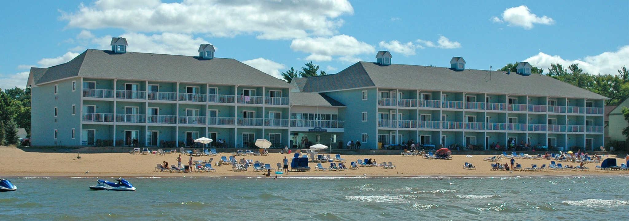 Beach Hotels Michigan Rouydadnews Info