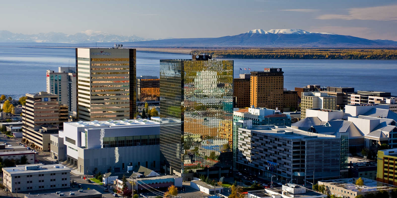 Plan A Meeting Visit Anchorage