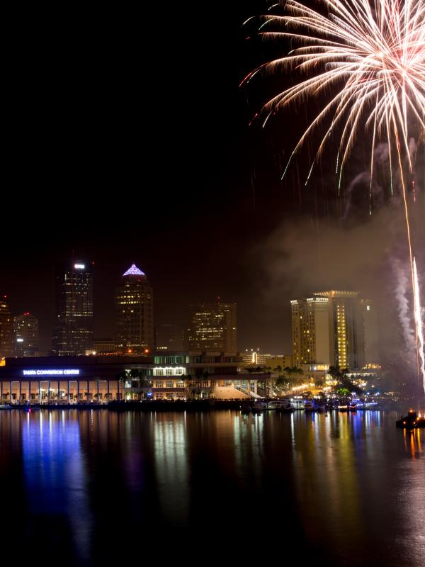 New Year's in Tampa Bay