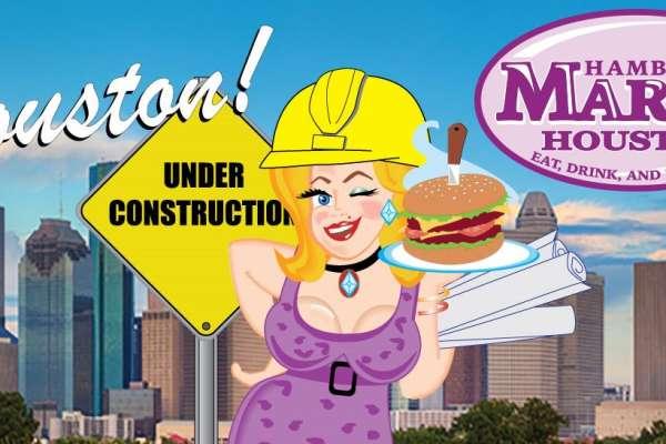 Hamburger Mary's Rockets to Houston