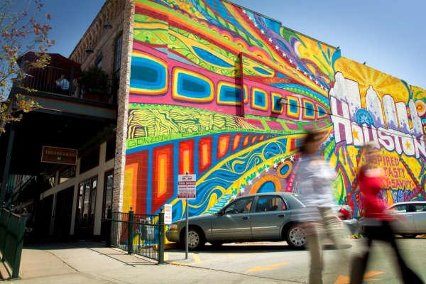Por la Ciudad: Ocho Murales que Vale la Pena Conocer