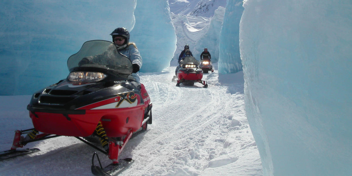 Alaska Winter Activities  Day Tours Attractions Things
