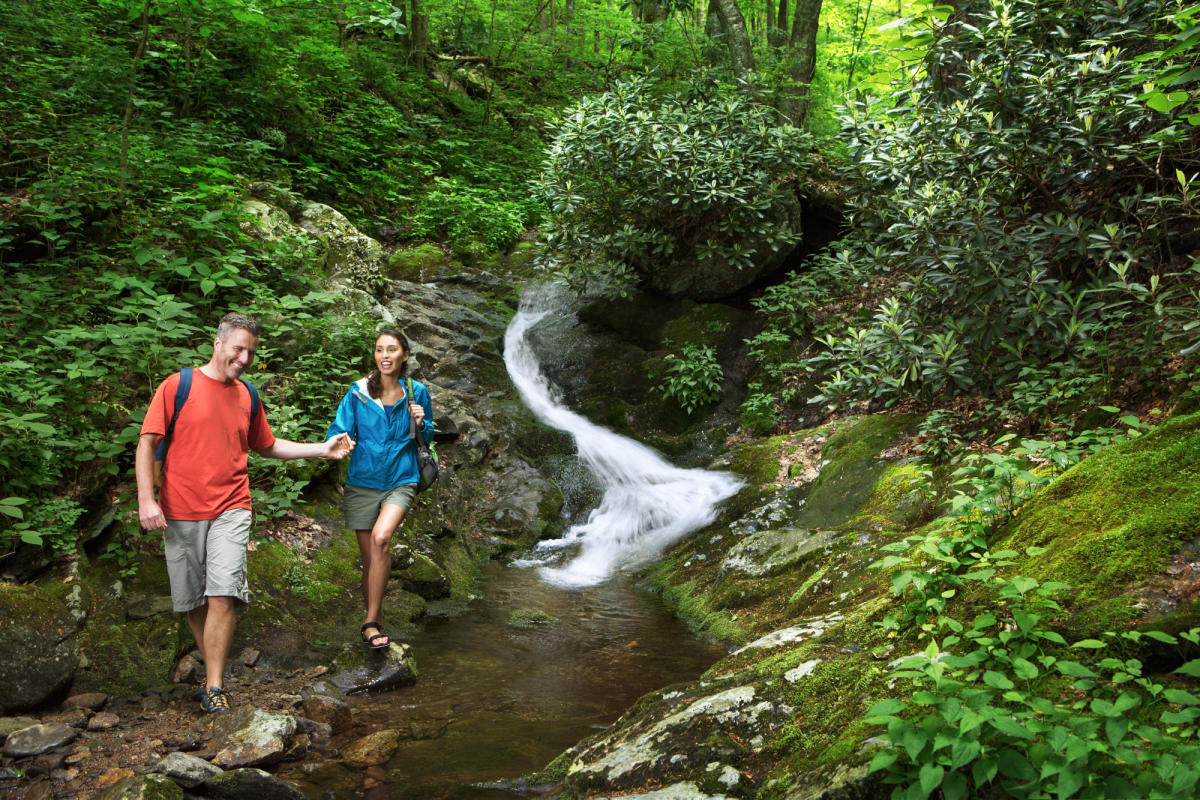 Waterfalls Asheville Nc S Official Travel Site