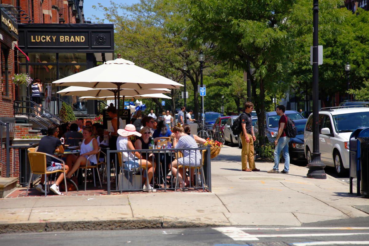 Restaurants Near Boston Bay Harbor Hotel Boston Ma