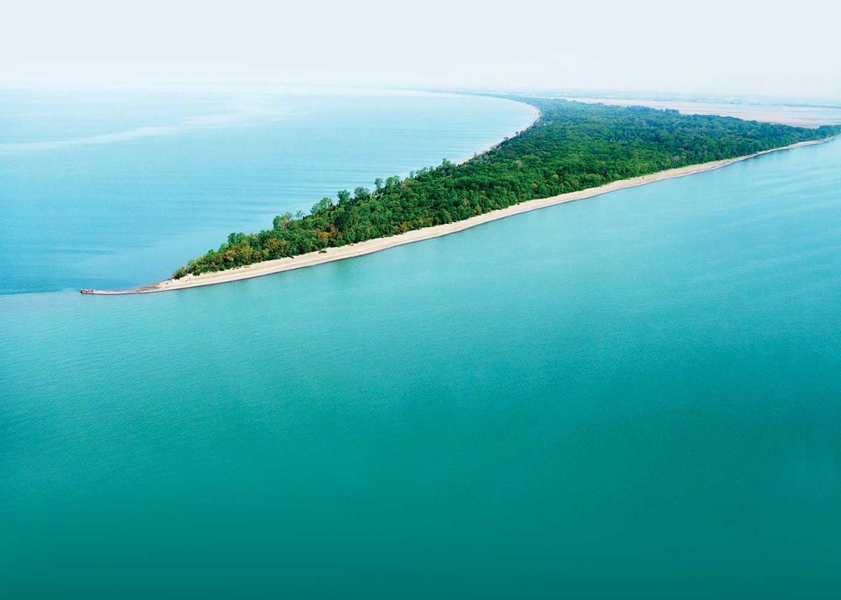 Point Pelee National Park Beach
