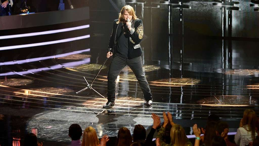 Asheville's 'Idol' Competes Among Top 13