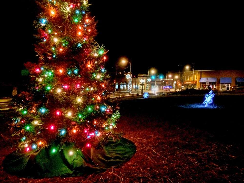 Have a Jolly Holiday in Black Mountain, N.C.