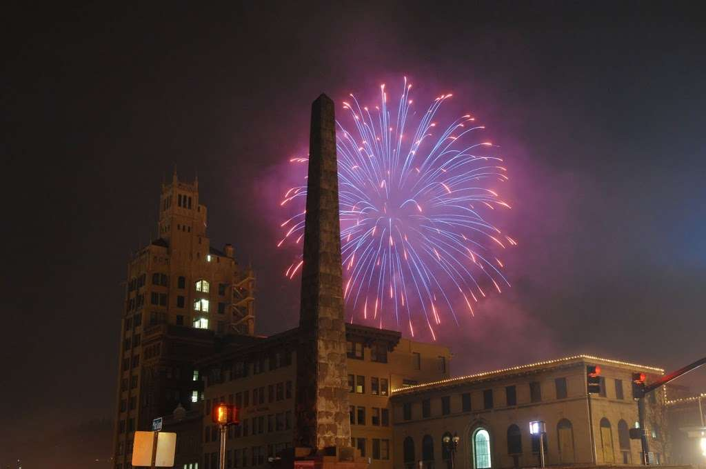 Where to Watch July 4th Fireworks around Asheville