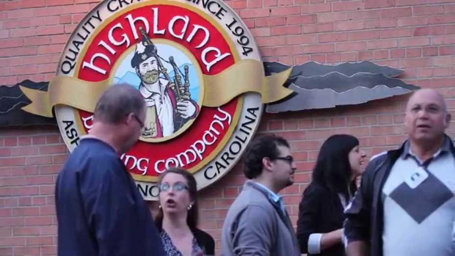 Oscar Wong & Leah Wong Ashburn | Highland Brewing Company