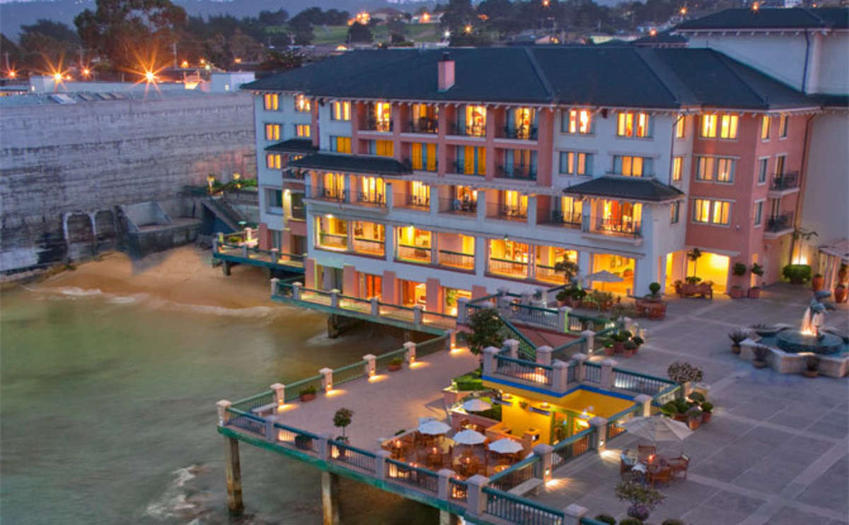 Monterey Plaza Hotel & Spa, Cannery Row