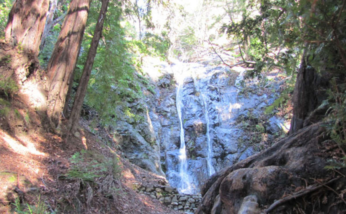 Pfeiffer Falls, Pfeiffer Big Sur State Park